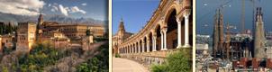 Sehenswürdigkeiten Spanien